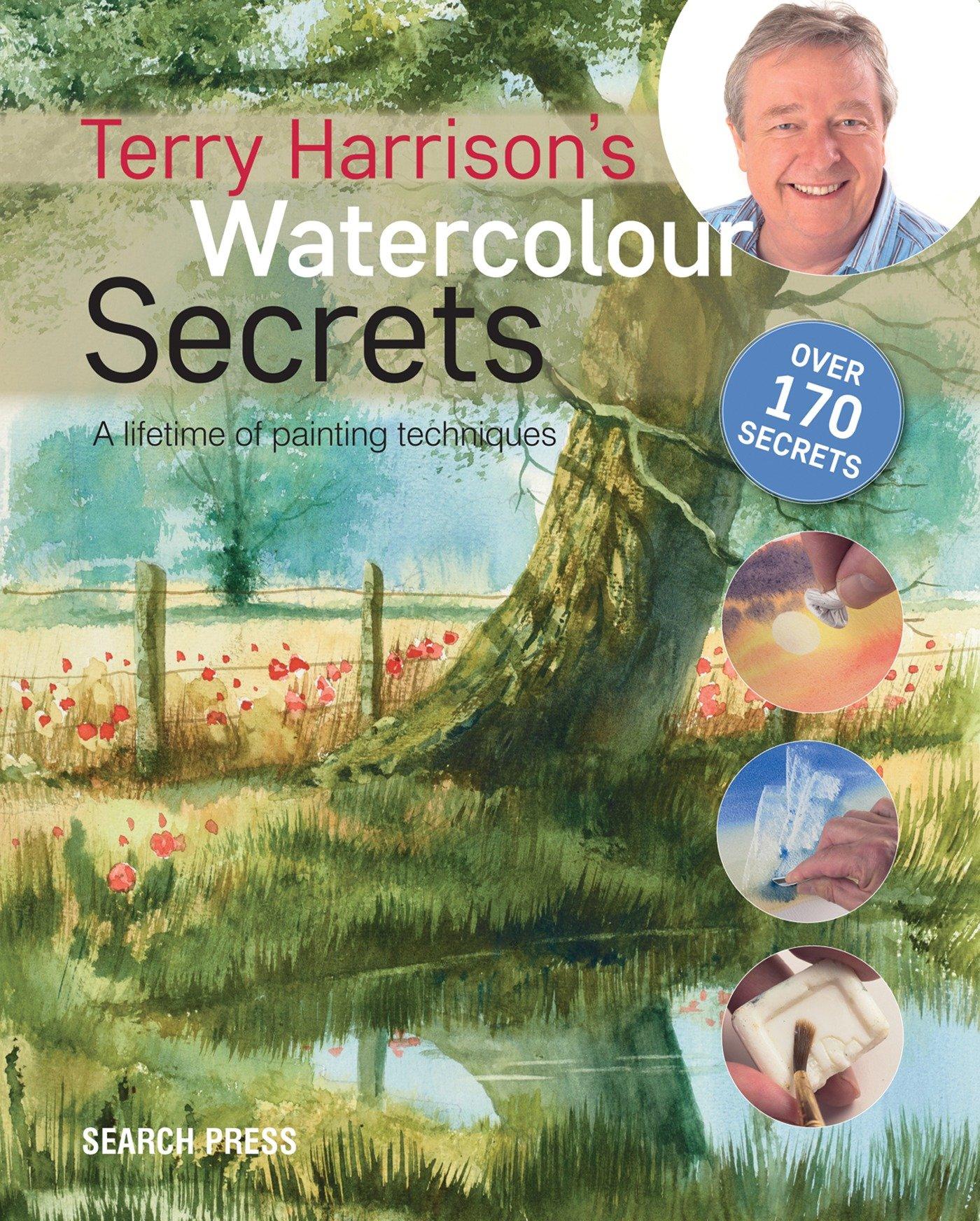 Terry Harrison's Watercolour Secrets: A lifetime of painting techniques