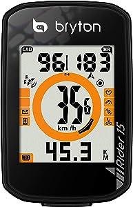 BRYTON(ブライトン) GPSサイクルコンピューター Rider15E