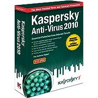 Kaspersky Anti-Virus 2010  3-User