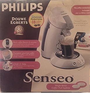 Amazon.com: Philips hd-7810/70 Senseo – Cafetera à dosettes ...