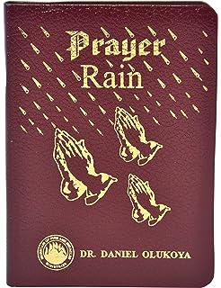 PRAYER RAIN-TWELFTH EDITION: DR  DANIEL OLUKOYA