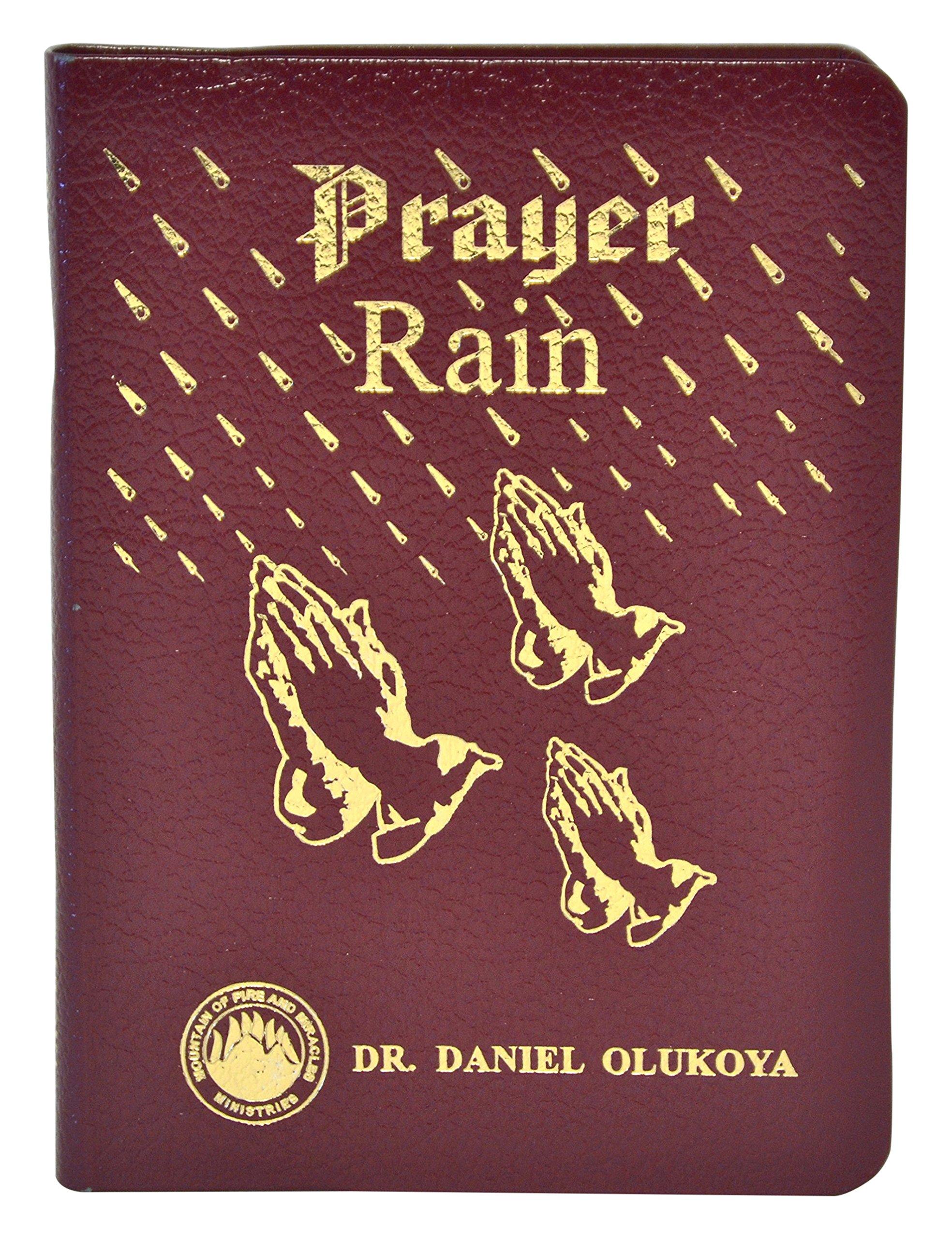 Prayer Rain: Dr  D  K  Olukoya: 9789782947147: Books - Amazon ca