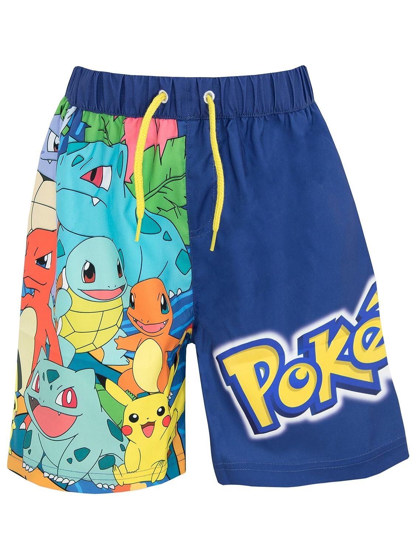 Pokemon - Pantaloncini da Bagno Ragazzi - Pokemon
