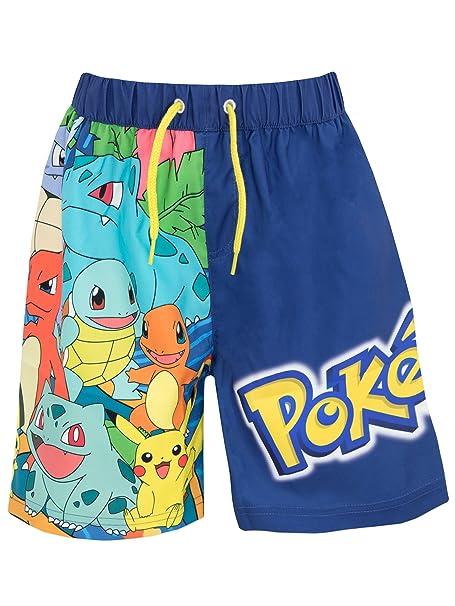 f108deaf6f Pokemon Boys' Pokemon Swim Shorts 7: Amazon.ca: Clothing & Accessories
