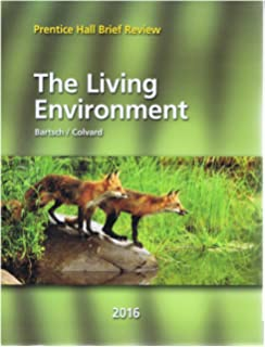 Wonderful 2016 Prentice Hall Brief Review The Living Environment