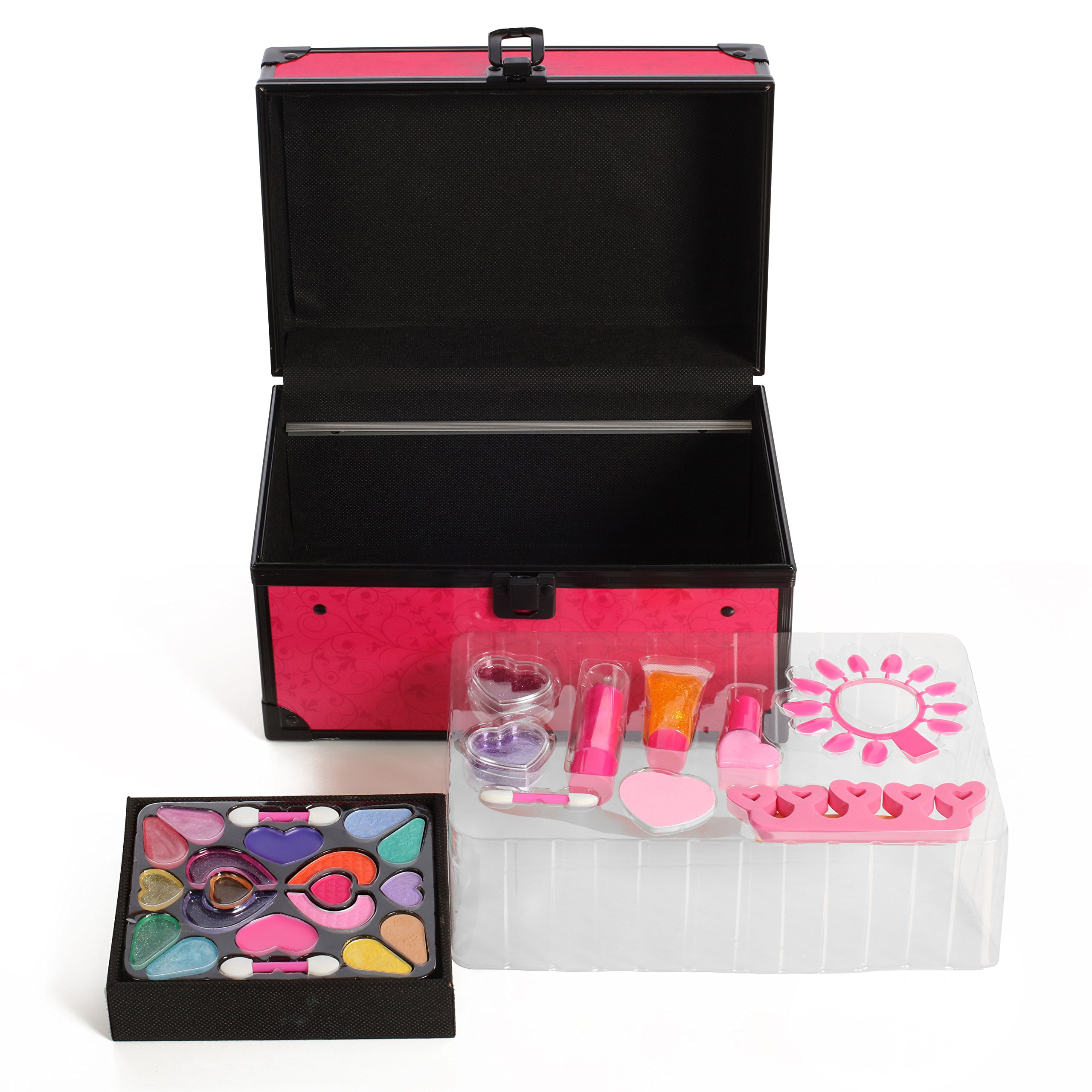 IQ Toys Deluxe All in One Travel Girls Makeup Set by IQ Toys (Image #2)