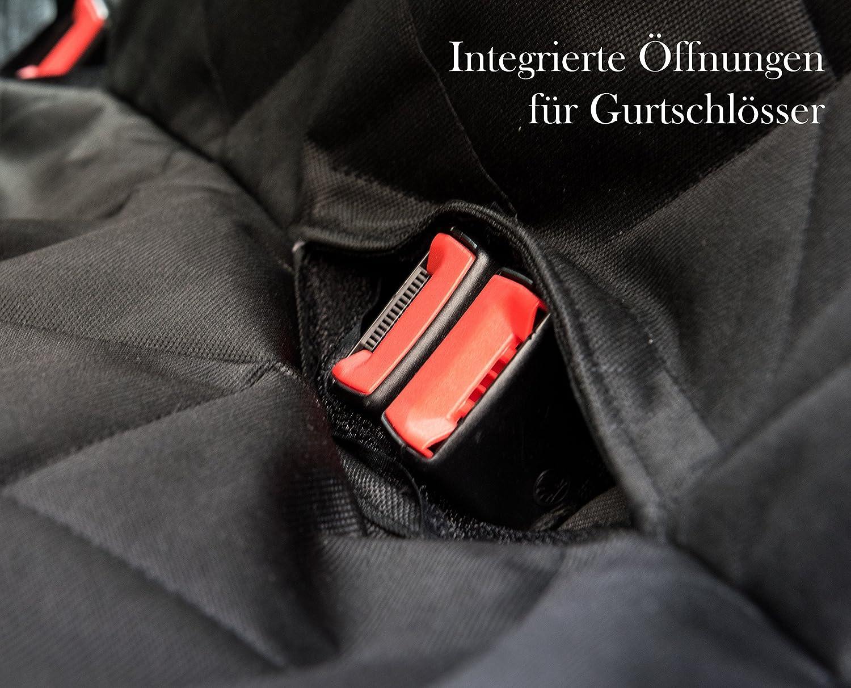 impermeabile antiscivolo e in taglia universale sedile posteriore o tronco VIIRKUJA Coperta per cani lavabile auto per grandi e piccoli cani
