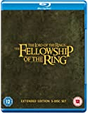 The Lord Of The Rings: The Fellowship Of The Ring - Extended Cut [Blu-ray] [Region Free]