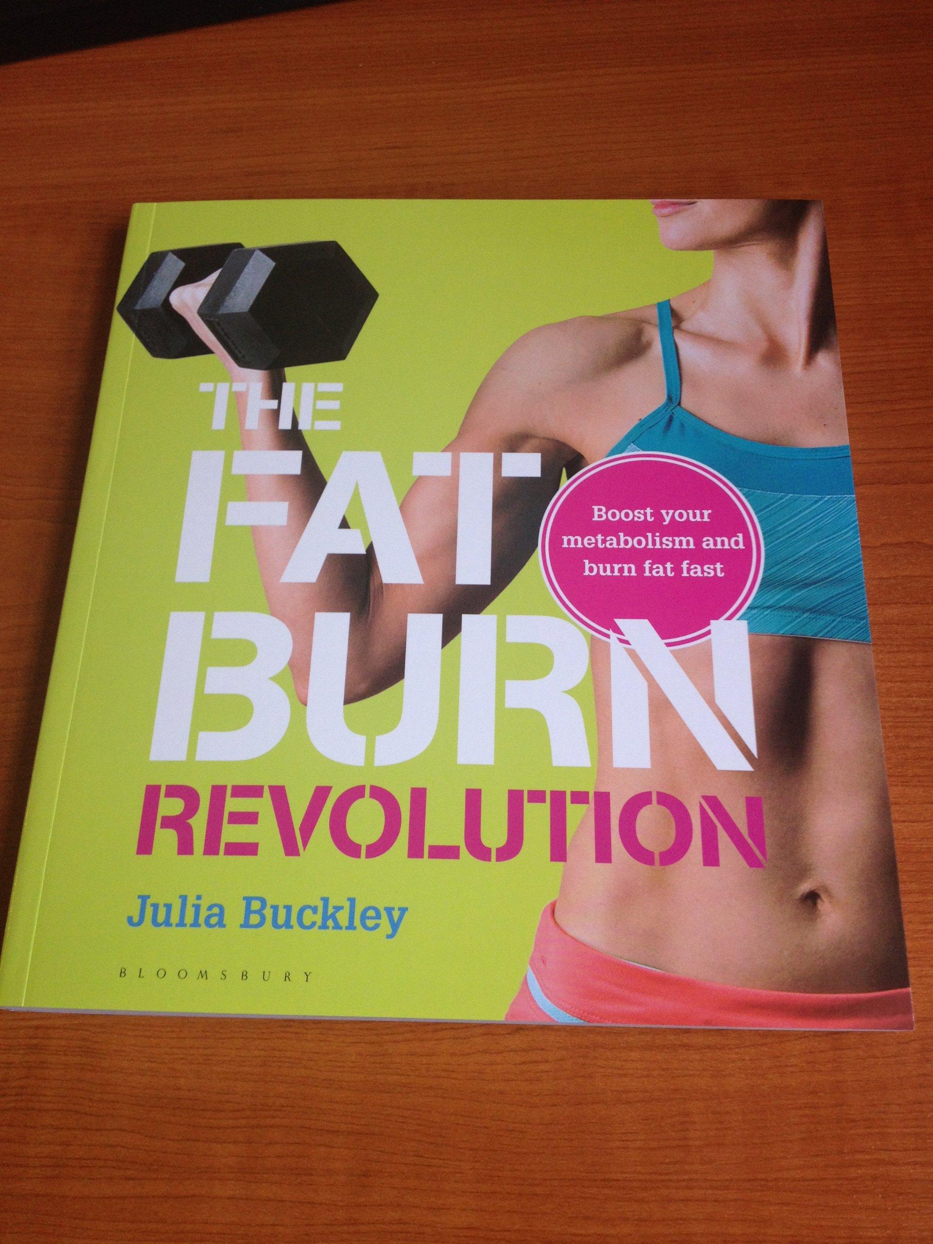 julia buckley fat burn revolution)