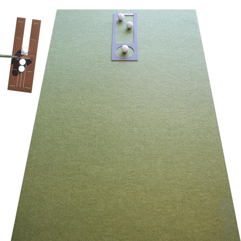 パット練習システムB-90cm×5m(まっすぐぱっと付き)パターマット工房PROゴルフショップ