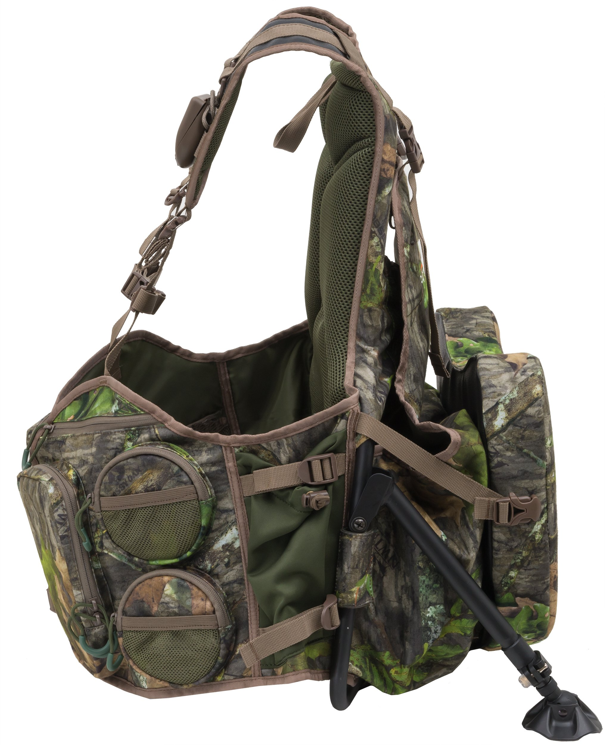 ALPS OutdoorZ NWTF Grand Slam Turkey Vest Standard, Mossy Oak Obsession by ALPS OutdoorZ (Image #2)
