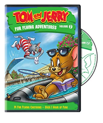 amazon co jp tom jerry fur flying adventures 2 dvd import