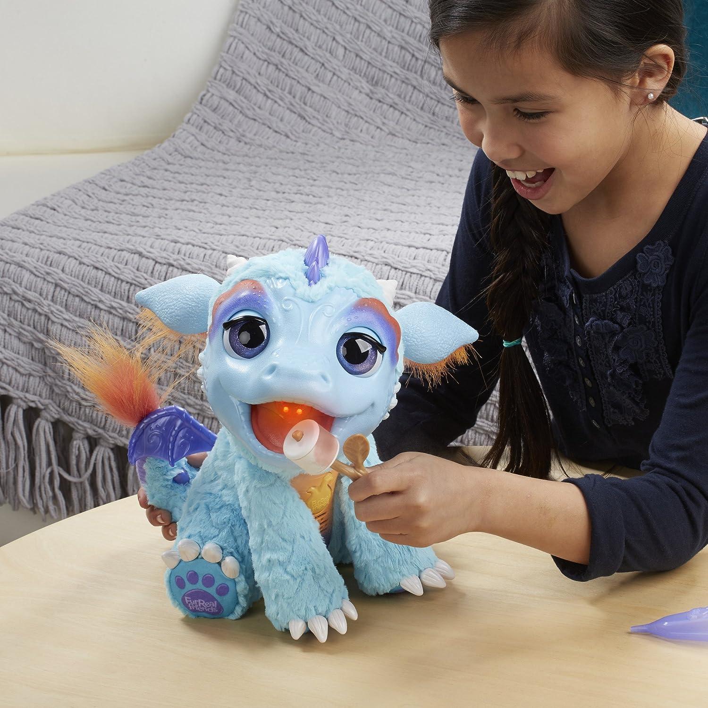 Amazon FurReal Friends Torch My Blazin Dragon Toys & Games