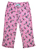 Girls Sleepwear Ruffle Tank Top Sleep Shirt & Capri