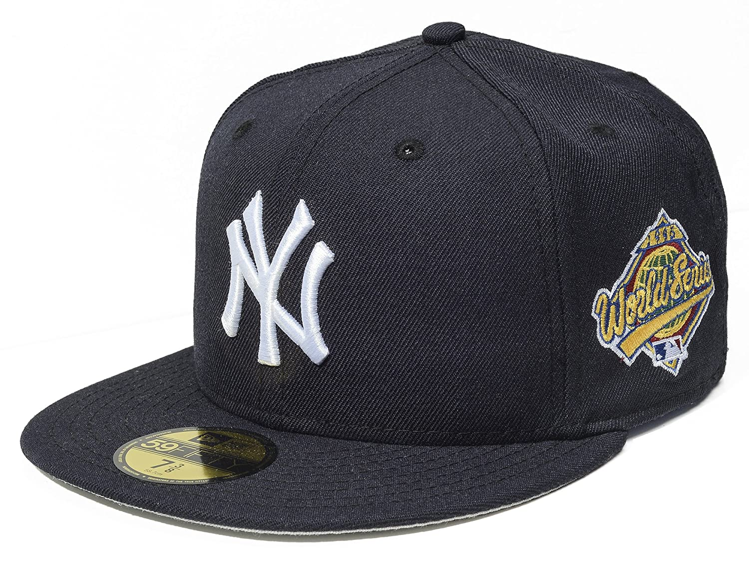 c14830cefac Amazon.com   New York Yankee Navy World Series 1996 Side Patch ...