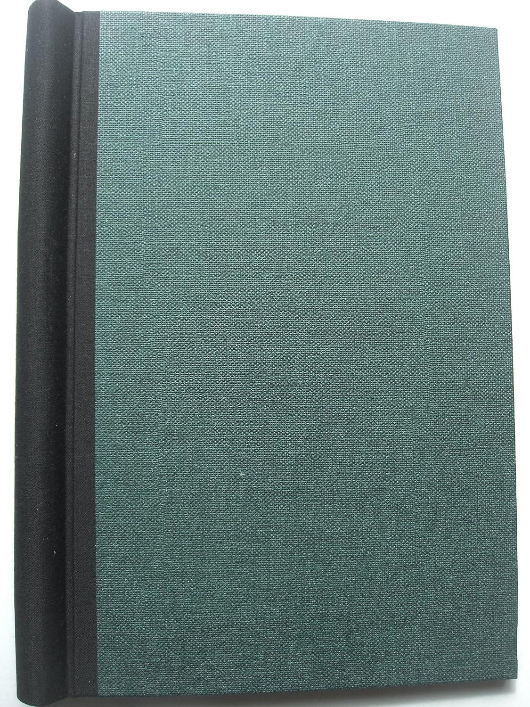 WB-Klemmbinder-A4-30mm, Deckel Canvas dkgrün, Rücken schwarz Deckel Canvas dkgrün Rücken schwarz
