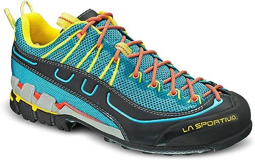 Zapatillas de aproximación La Sportiva Xplorer azul para mujer Talla 37,5 2015 Zapatillas de montaña: Amazon.es: Zapatos y complementos