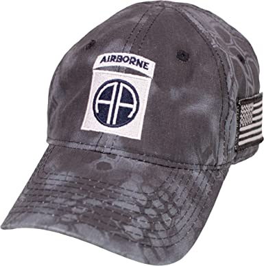 8dbc77c511583 Military Shirts U.S. Army 82nd Airborne Division Kryptek Camo Cap at ...