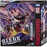 Transformers Toys Generations War for Cybertron Deluxe Wfc-S26 Autobot Alphastrike Counterforce 3 Pack - Final Strike…