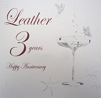 happy leather anniversary