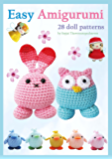 Easy Amigurumi: 28 Doll Patterns (Sayjai's Amigurumi Crochet Patterns Book 1)