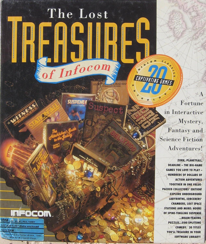 Amazon com: The Lost Treasures of Infocom: 20 Captivating