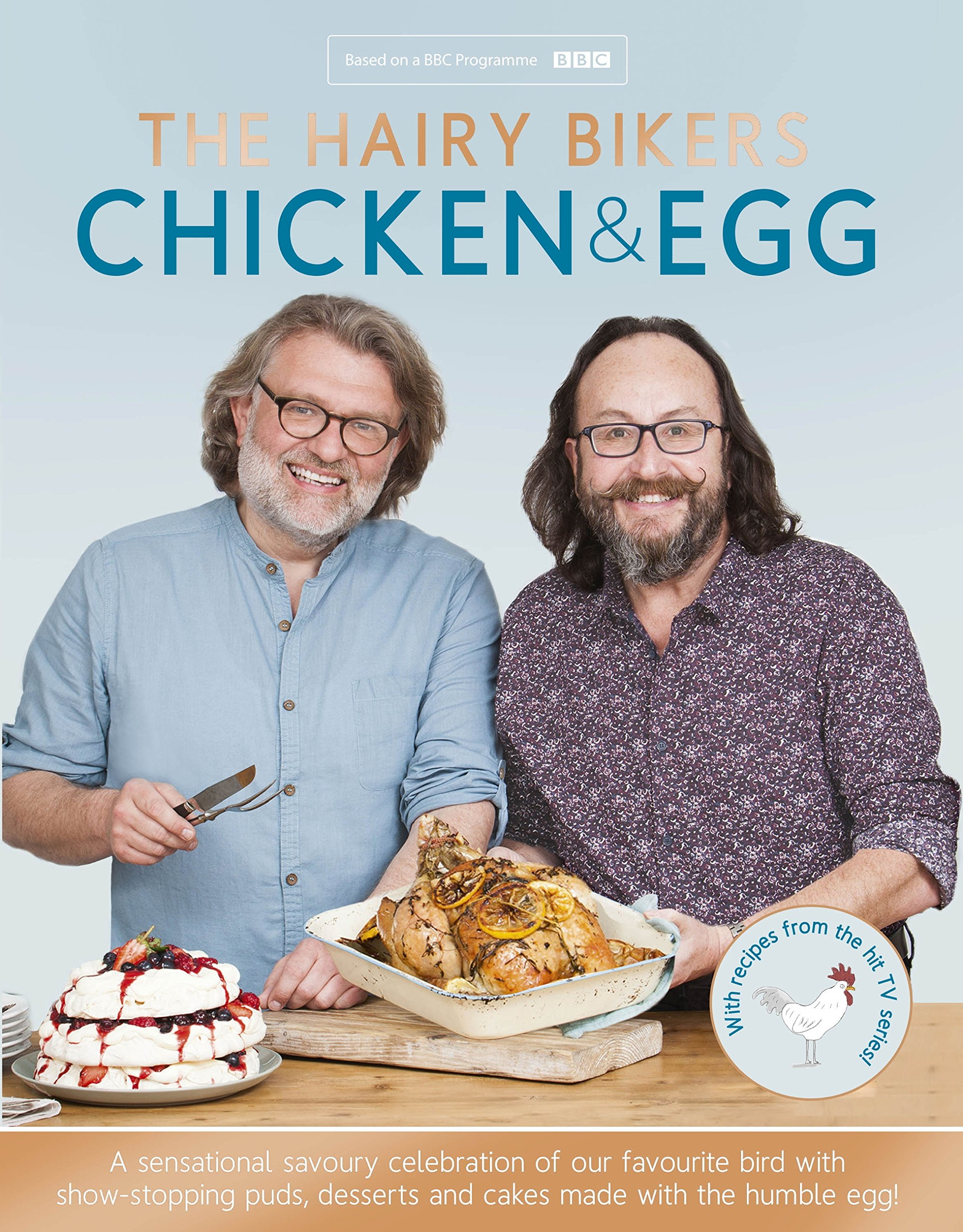 The Hairy Bikers' Chicken & Egg (English Edition)