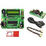 Silicon TechnoLabs ATMEL 8051 Quick Starter Development Board and AVR USB ISP Programmer Starter Kits