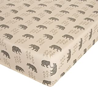 "product image for Glenna Jean Fairbanks Crib Sheet Fitted 28""x52""x8"" Nursery Standard"