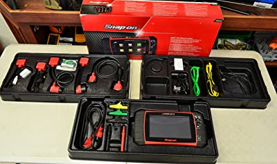 Snap-On Modis Ultra Scanner Scan Tool EEMS328 with Accessories