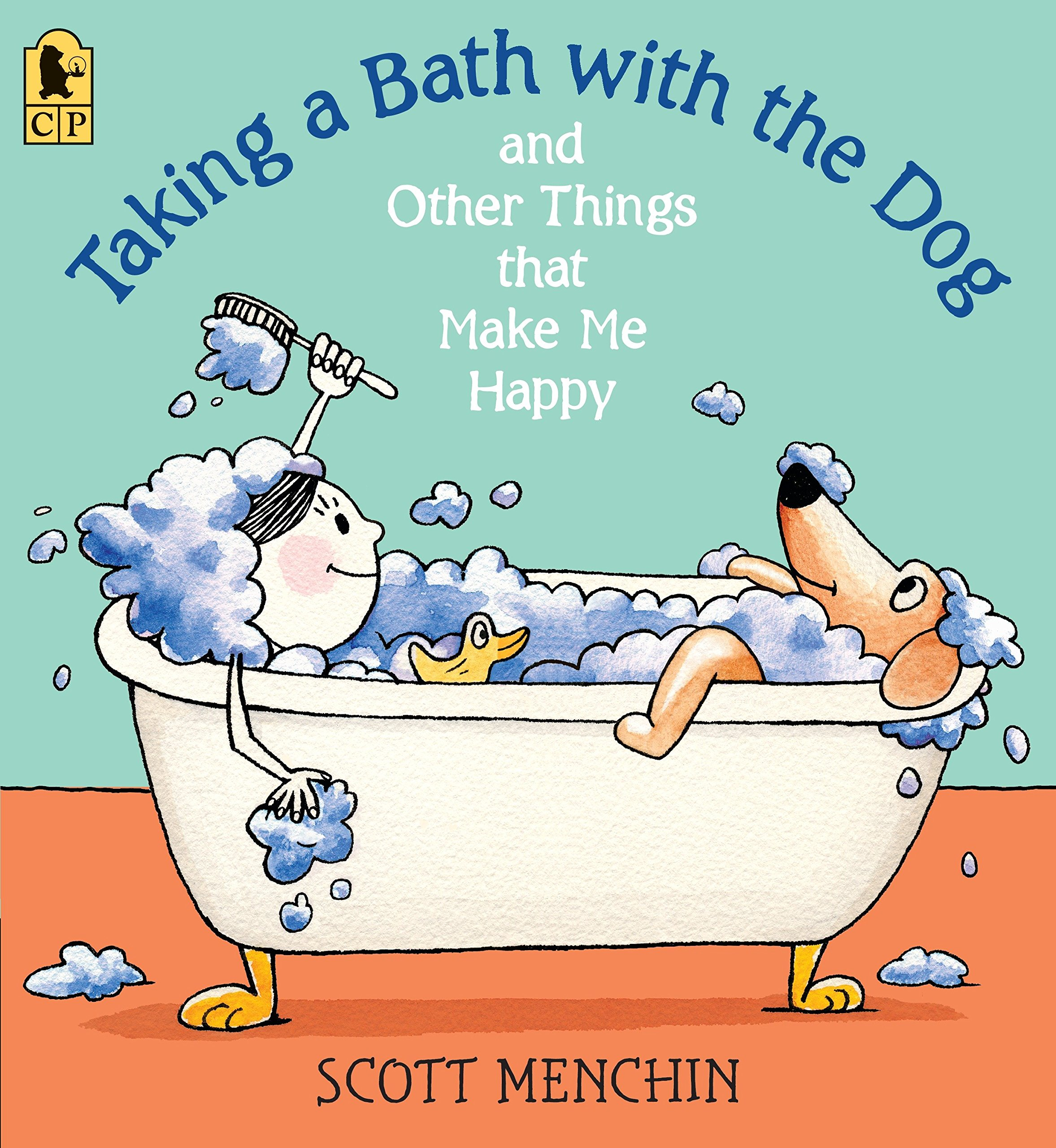 Taking a Bath with the Dog and Other Things that Make Me Happy ...