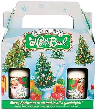 Amazon.com: Poo-Pourri Before-You-Go Toilet Spray 2-Ounce Bottles ...