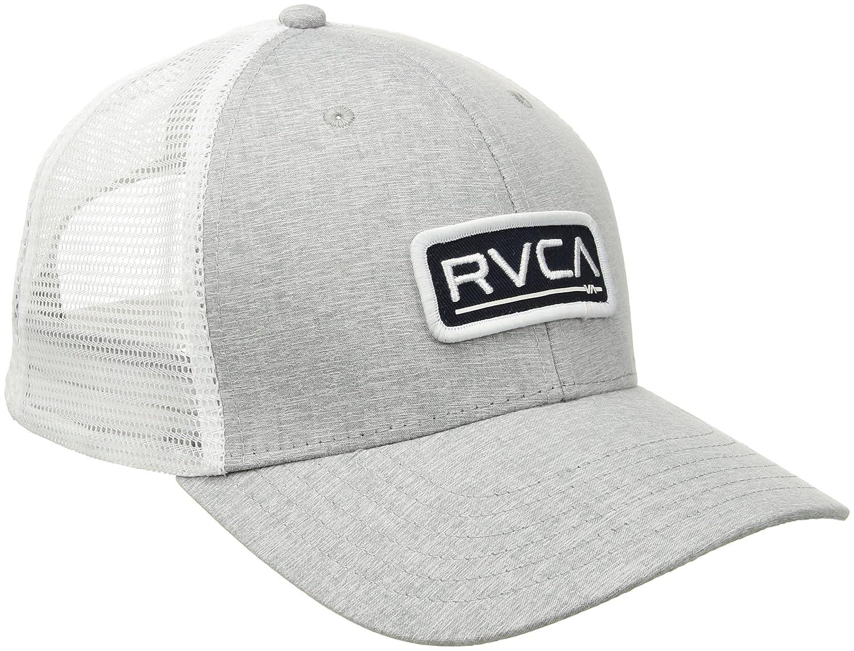 21afae4c3f069c Amazon.com: RVCA Men's Ticket Trucker Hat: Clothing
