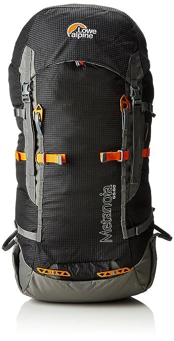 Lowe Alpine Metanoia - Morral de Viaje, Color Negro, Talla Size 65-80: Amazon.es: Zapatos y complementos