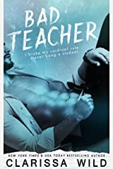Bad Teacher (Unprofessional Bad Boys Book 1) Kindle Edition