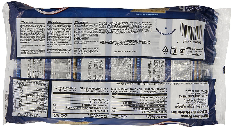 Dux Club Original Crackers Bag 8.8 Oz
