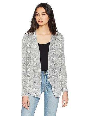 08449a753 Amazon.com  Three Dots Women s Boucle Sweater Knit Short Loose ...