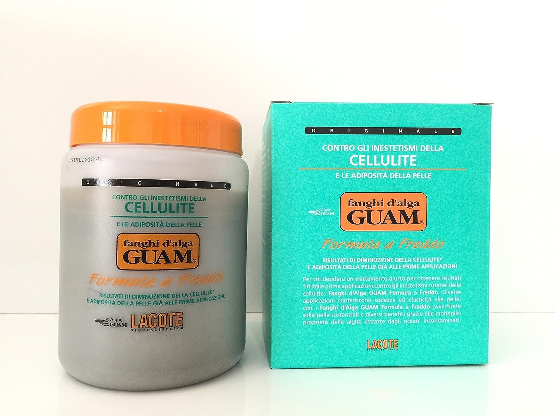 Lodos d'Alga Acción Frío 1 kg masaje anticelulítico Guam GU0424