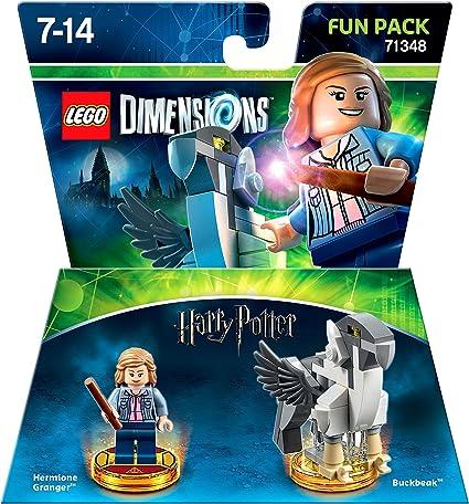 Warner Bros Interactive Spain Harry Potter - Hermione (Fun Pack): Amazon.es: Videojuegos