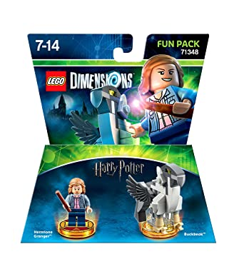 LEGO Dimensions - Harry Potter Fun Pack: Amazon.co.uk: PC & Video Games