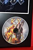 Ac/Dc Limited Edition Picture Disc CD Rare