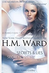Secrets and Lies 2 (The Ferro Family) Kindle Edition