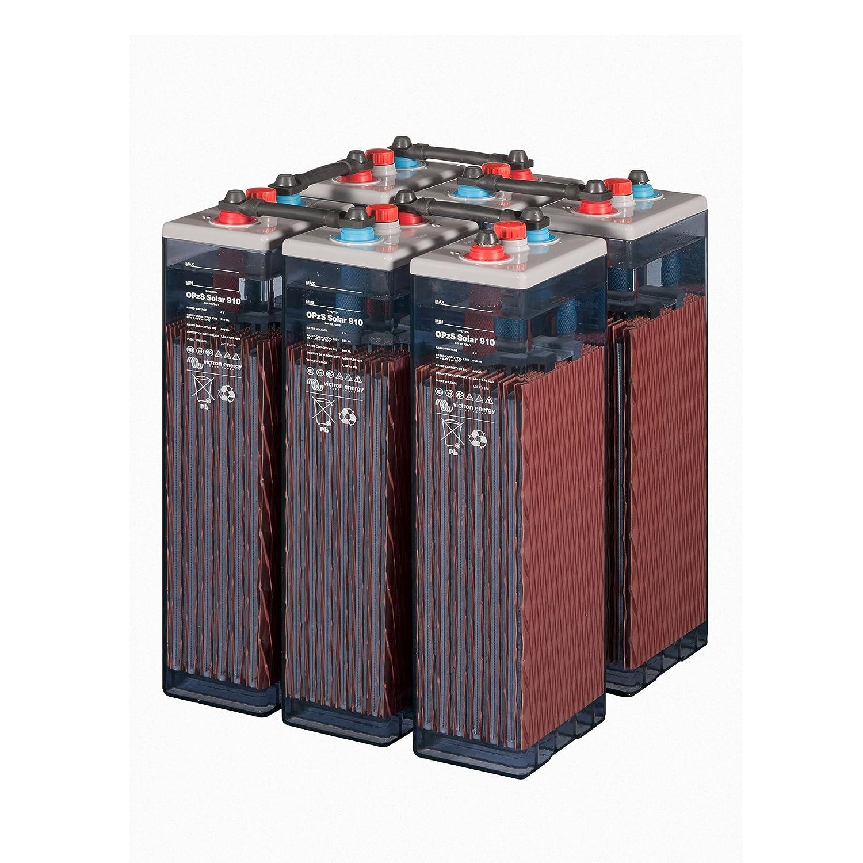 Batterie solare fotovoltaicos 12 Drive Tab 4 OPZS 200 – 300 Ah 2 V Vita Pistole Mas di 20 anni