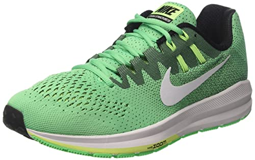 c3fb7273f0273 Nike Men s Air Zoom Structure 20 Sneakers  Amazon.co.uk  Shoes   Bags