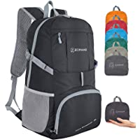 Ultra Lightweight Hiking Backpack, 35L Packable Water Resistant Travel Backpack Foldable Daypack Outdoor Camping