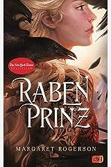 Rabenprinz: Magische und märchenhafte Romantasy (German Edition) Kindle Edition