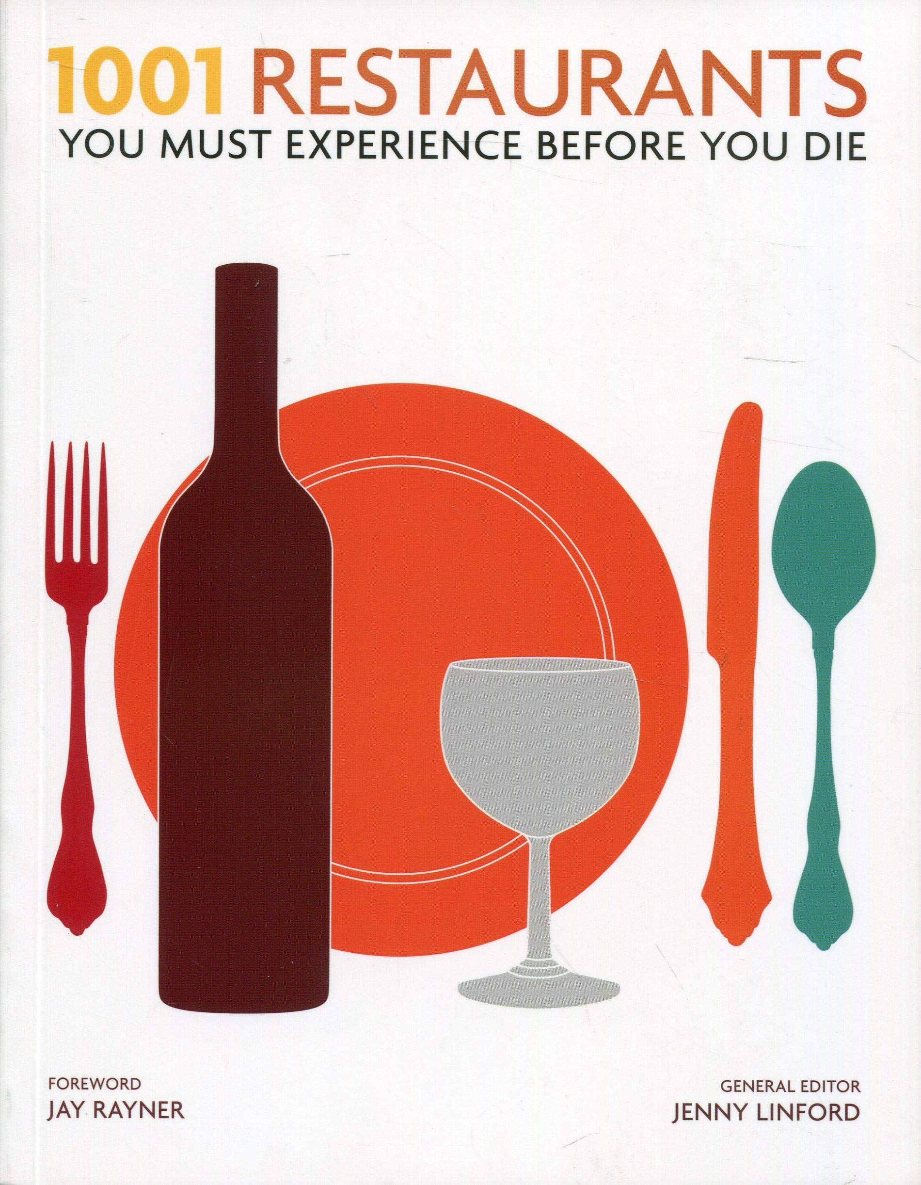 1001 Restaurants: You Must Experience Before You Die: Amazon.es ...