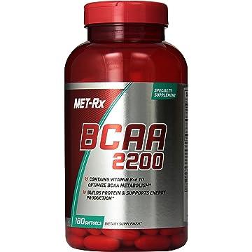 mini MET-Rx BCAA 2200 Supplement