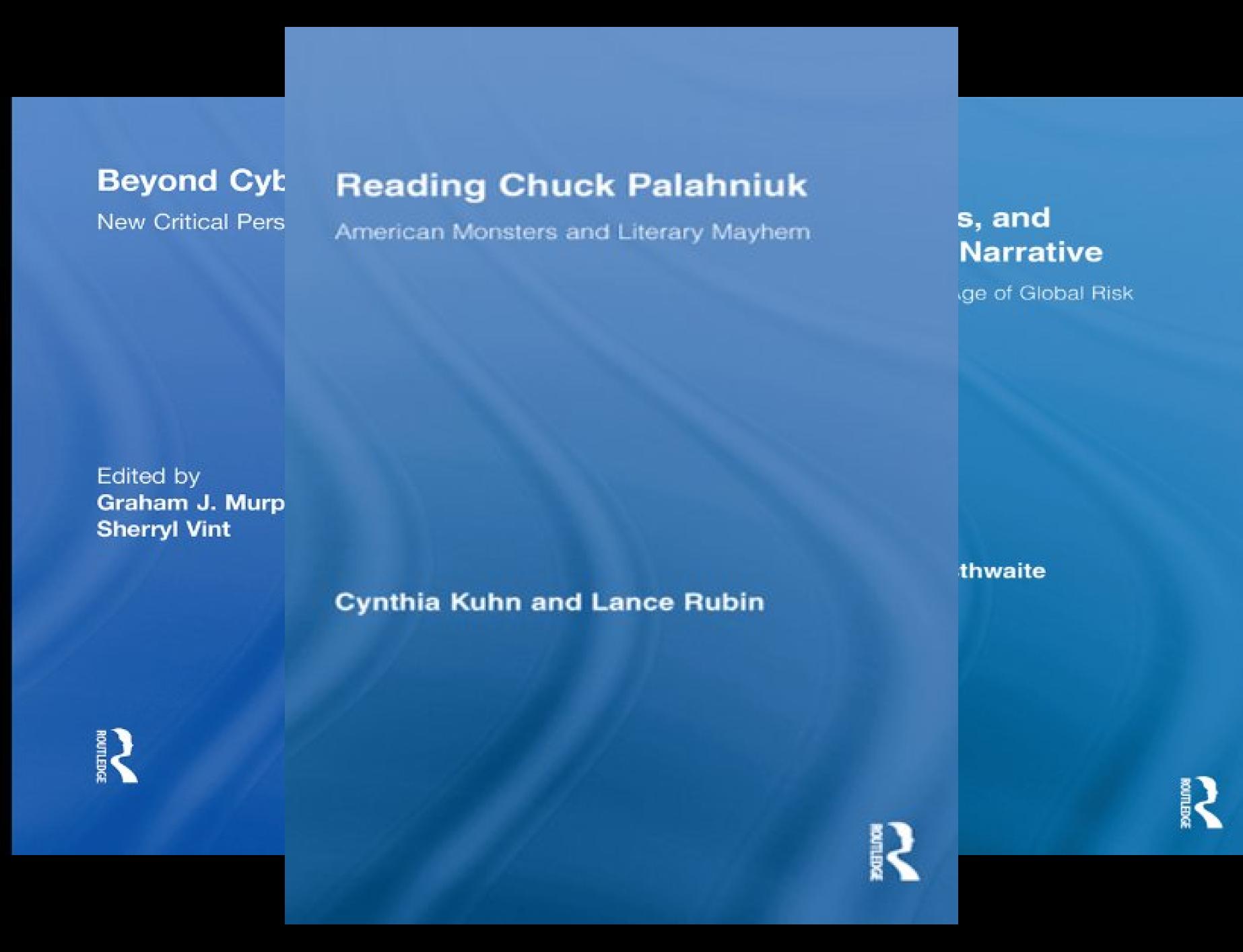 Routledge Studies in Contemporary Literature