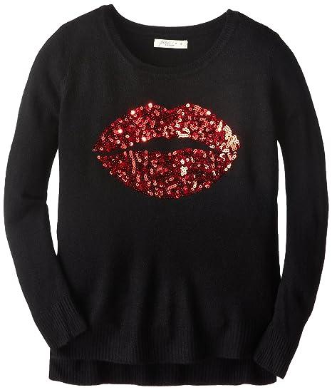 Pinc Premium Big Girls Sequin Cardigan